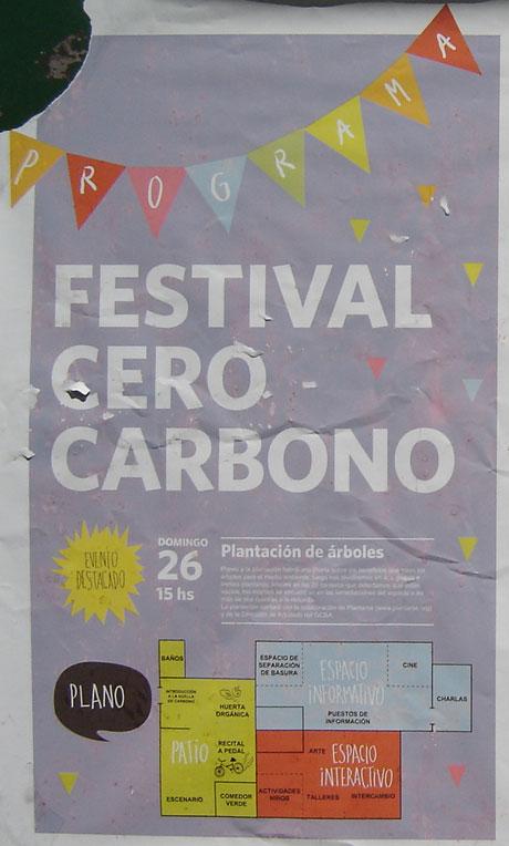 1er Festival Cero Carbono en Argentina