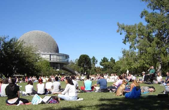 Ronda de Paz y Medio Ambiente 2012