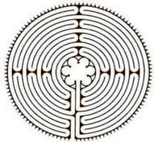 Meditación Caminando el Laberinto, símbolo del alma
