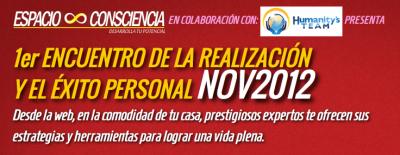 """""""Primer Encuentro de la Realización y el Éxito personal"""""""