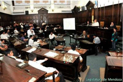 1a Asamblea Parlamentaria de Chicos por la Paz